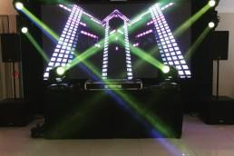 Painel de LED 2x3