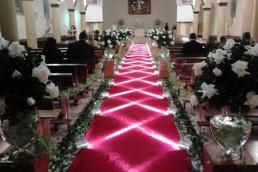 Tapete virtual na Igreja